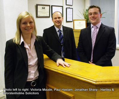 Hartley & Worstenholme Solicitors